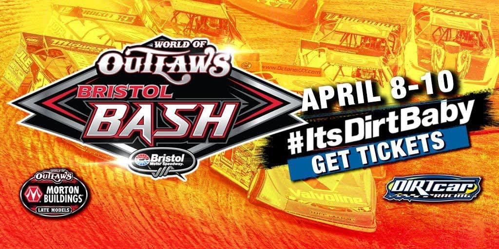 Griffith Racing Invited to Bristol Motor Speedway