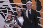Winter King and Queen - Mali Combs and Jordan Kimmel