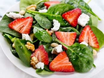 Chowline: Spinach, the tasty and healthy food