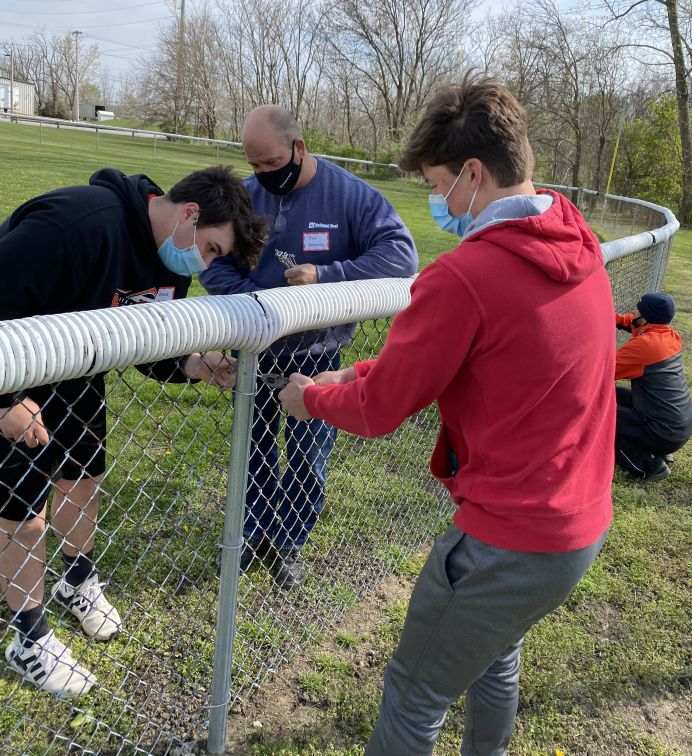 Photo Gallery: NBHS and National Beef Team Up at Village Park