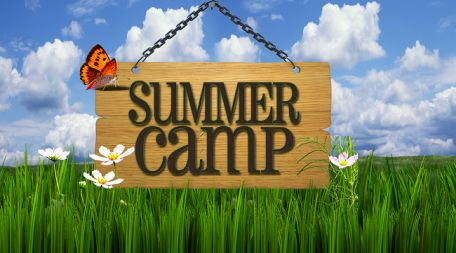 Exciting news about summer camps!