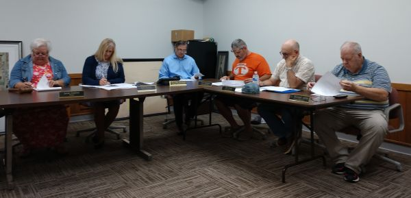 Village Council Holds Special Meeting